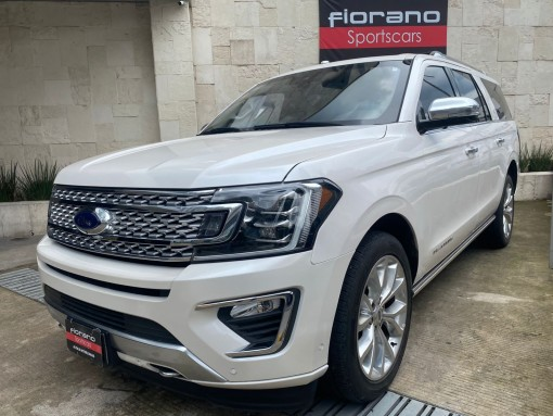 Ford Expedition 2019 4×4 Max  blindada nivel 3 1