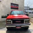 GMC Sierra 1989 roja 2