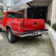 GMC Sierra 1989 roja 5