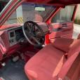 GMC Sierra 1989 roja 7