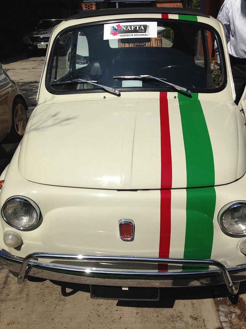 San Fernando Dodge >> Fiat 500 (cinquecento) - Fiorano Sportscars