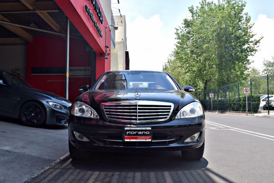 Mercedes benz s600l limousine fiorano sportscars for Mercedes benz s600l